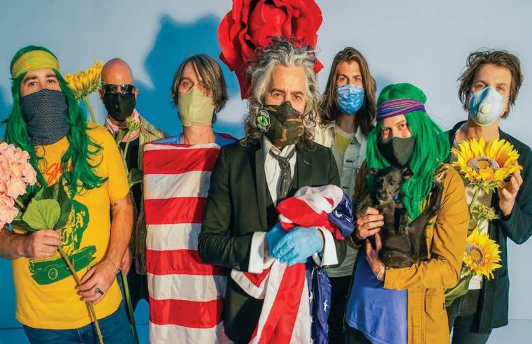 "Watch a video for The Flaming Lips' new song, ""Flowers Of Neptune 6"""