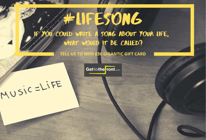 WIN! Life Song Gigantic Gift Card Giveaway