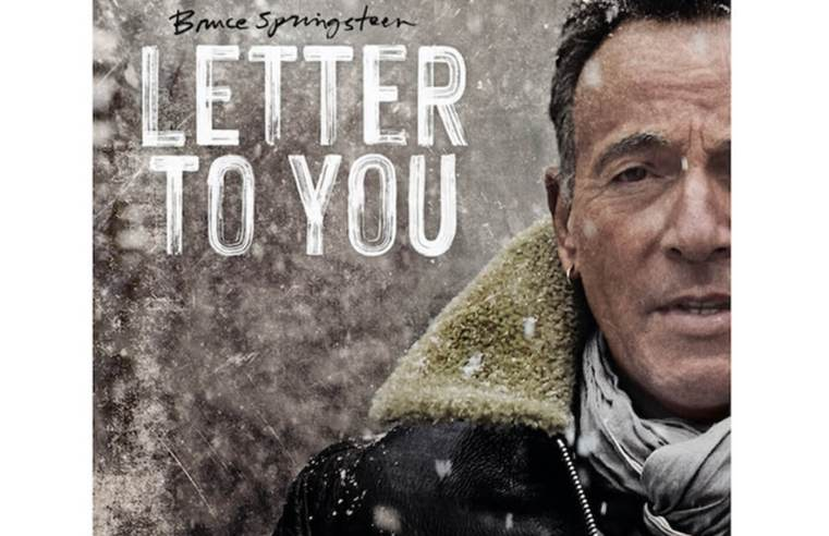 Bruce Springsteen & The E Street Band announce new album, Letter To You