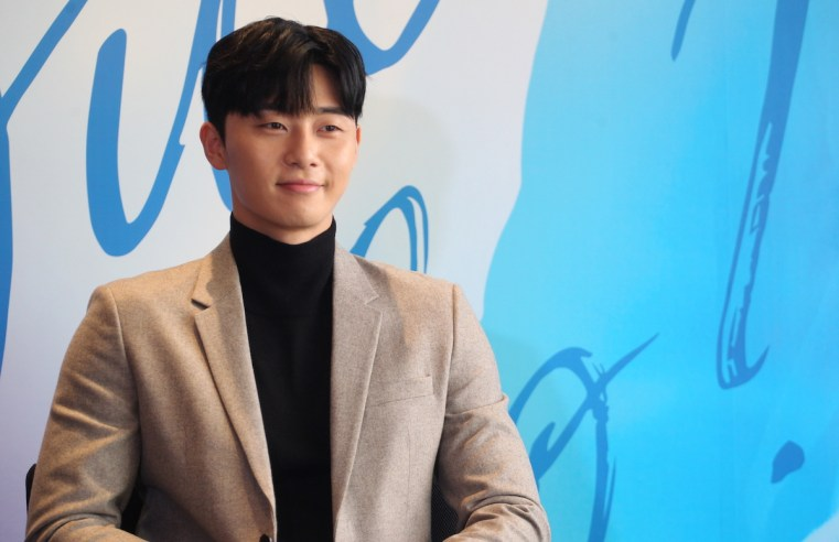 Park Seo Joon is The Newest Smart Brand Ambassador