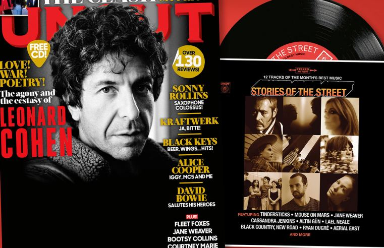 Leonard Cohen, The Clash, Sonny Rollins and more in the new Uncut
