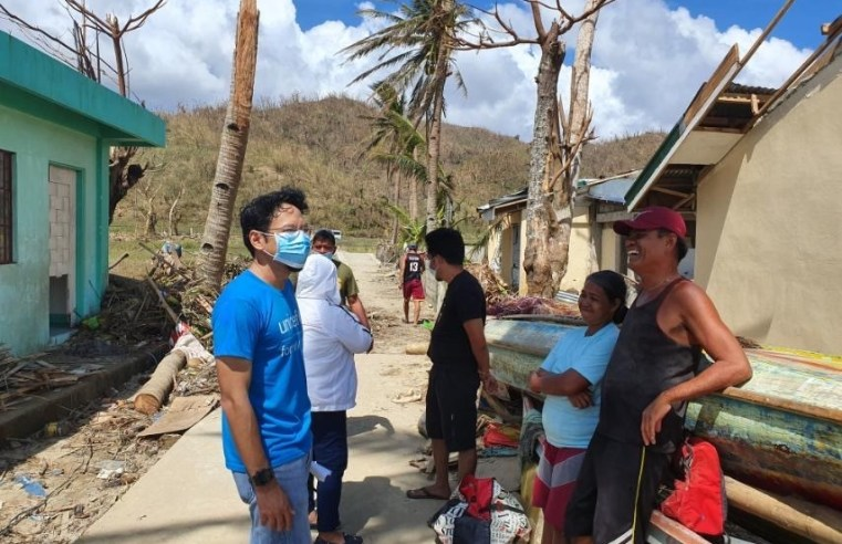 Cebu Pacific supports humanitarians with free flights