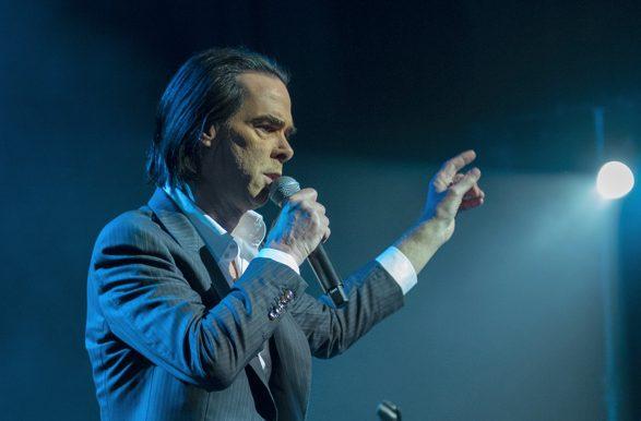 Nick Cave – Stockton Globe – 29 September