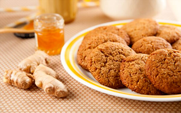 are ginger snaps safe for dogs