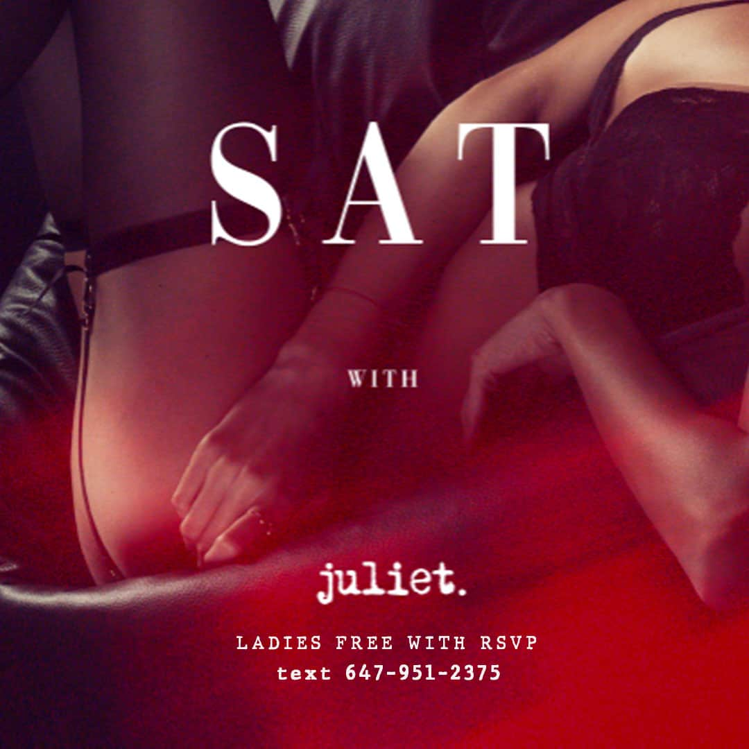 Juliet Saturdays