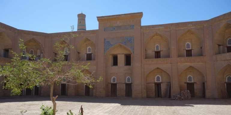 Medressa in Khiva