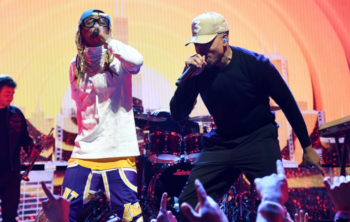 Chance The Rapper and Lil wayne