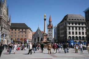 Marienplatz, foto de www.aviewoncities.com