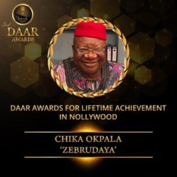 Chika Okpala (Zebrudaya) - Daar Awards