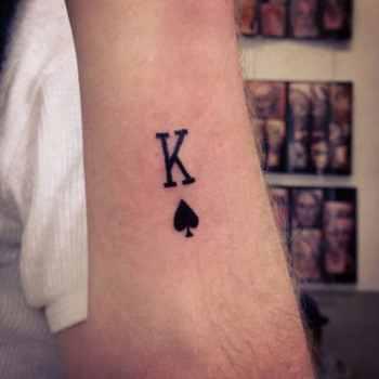 Easy Simple Forearm Tattoos
