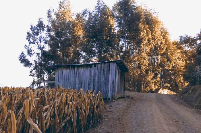 Subida ao Morro do Diabo – Carlos Barbosa