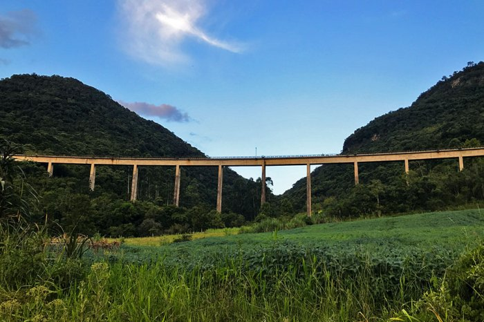 Caminhada dos Viadutos ao Entardecer – Trajeto Novo