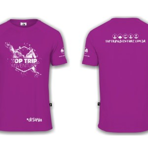 CAMISETA FUCSIA DRY FIT