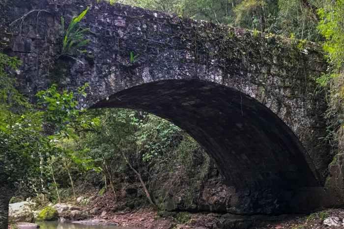 Caminhada Pontes da Serra