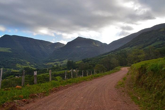 Caminhada Morro Azul