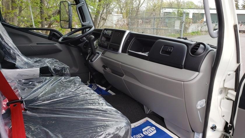2019 Mitsubishi-Fuso FE160G Crew Cab with 14 Grain Dump Body