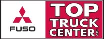The logo of Top Truck Center, Inc.  222 Prospect St. East Hartford, Ct  06108