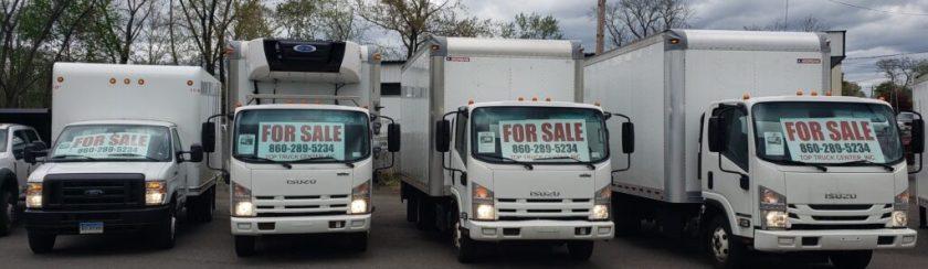 We sell Used Trucks.