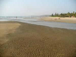 пляж Мандрем в Гоа