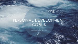 personal development goals