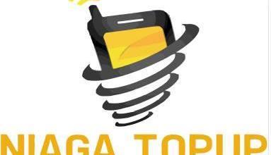 Kemaskini Terbaru Apps Topup Niaga