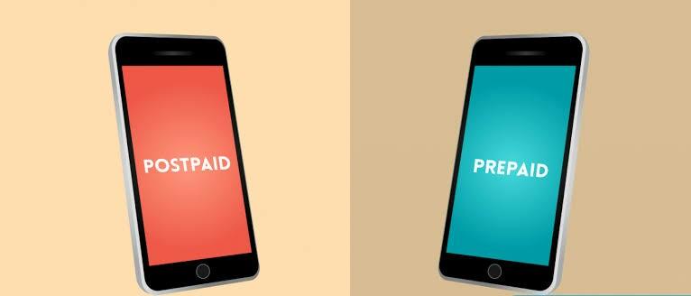 penggunaan pelan postpaid pascabayar
