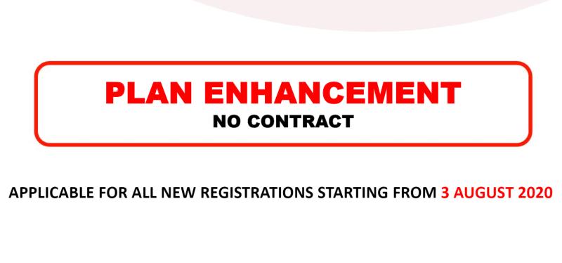 Redone Memperbaharui Pelan Tanpa Kontrak