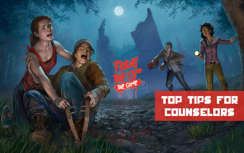 Friday The 13th: The Game - All Disc Exclusive Counselor ...