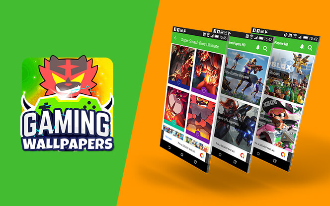 Android Hd Gaming Wallpapers App For The Best Games Of 2018 2019
