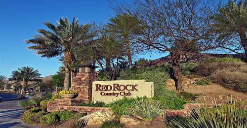 Red Rock Country Club Homes For Sale And For Rent