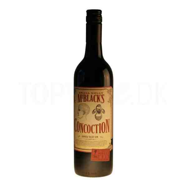 Topvine Small Gully Concoction GSM 2012-red
