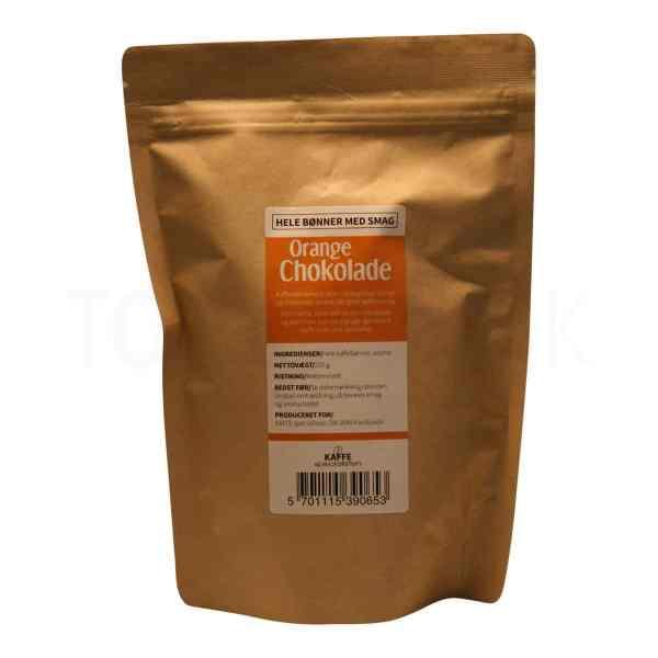 Topvine-Orange Chokolade kaffe-250g