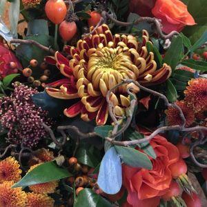 Blomsterbinder kursus