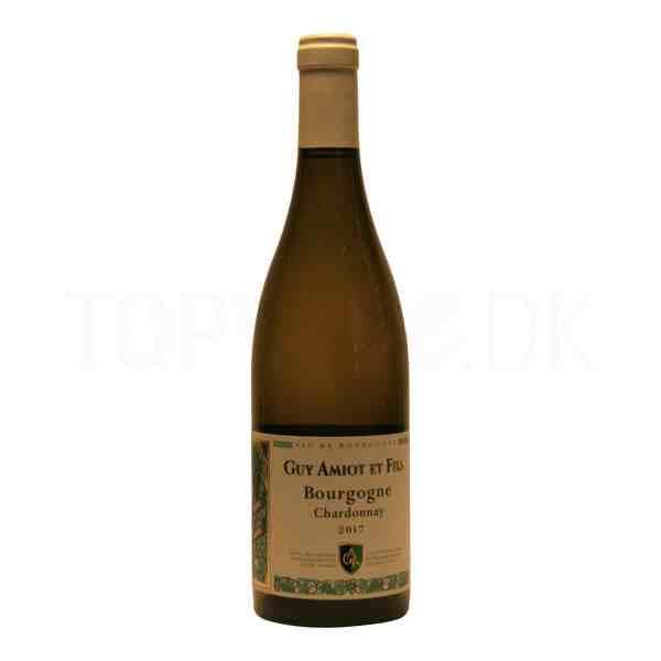 Topvine Guy Amiot Bourgogne Chardonnay 2017
