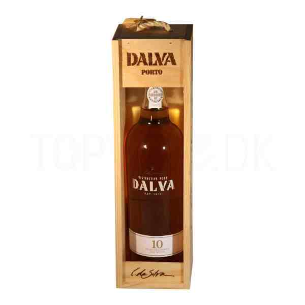 Topvine Dalva 10 aars hvid tawny