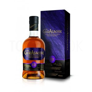Topvine GlenAllachie-12-aars-old whisky