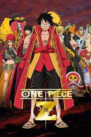 One Piece, film 12 : Z (2012)
