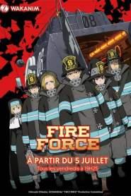 Fire Force Saison 2