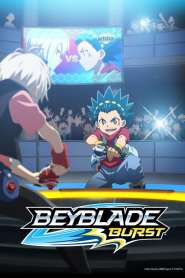 Beyblade Burst Evolution VF