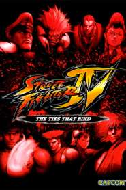 Street Fighter IV: The Ties That Bind OAV (2009)