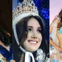 Estas son las latinas que han ganado el Miss International