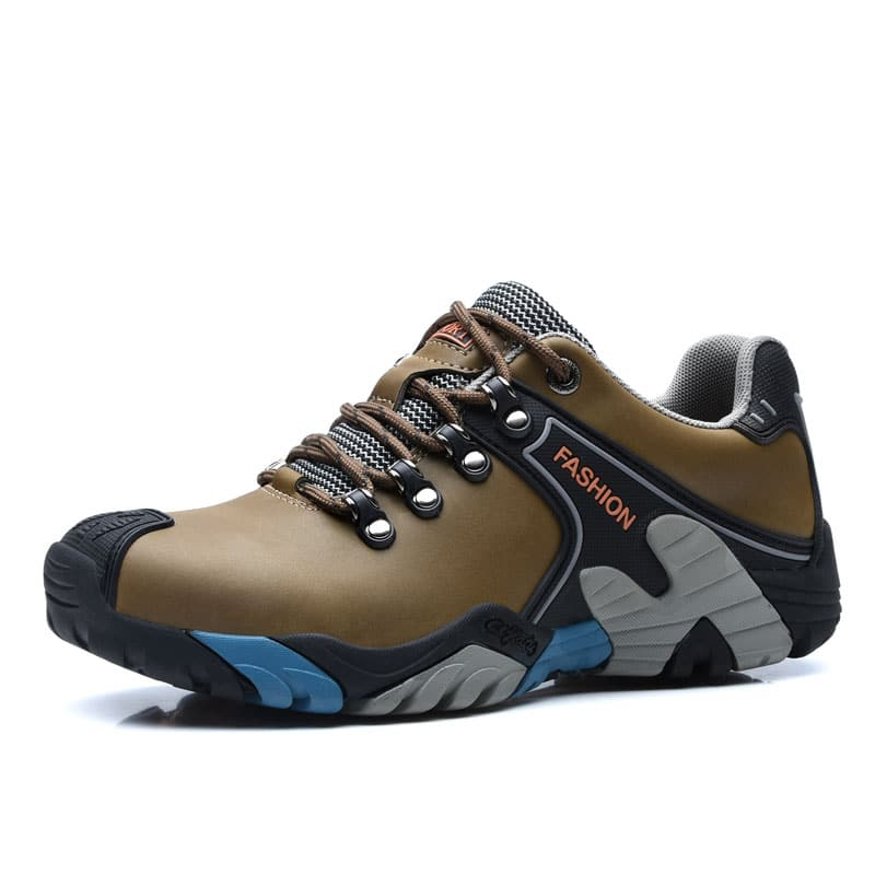 2017 Man Waterproof Breathable Hiking Shoes Unisex Outdoor ...