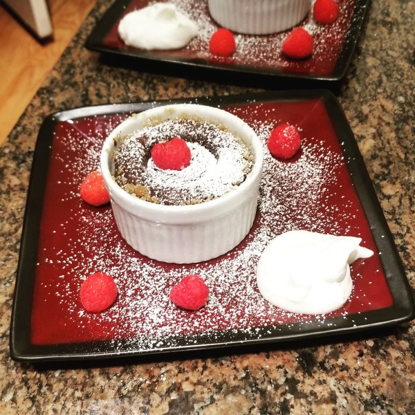 Extended Personal Chef Services Molten Lava Cake for Kids Cooking Lesson with Top Water Cooking