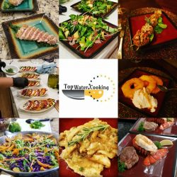 Private In-Home Dining with Top Water Cooking Personal Chef Services