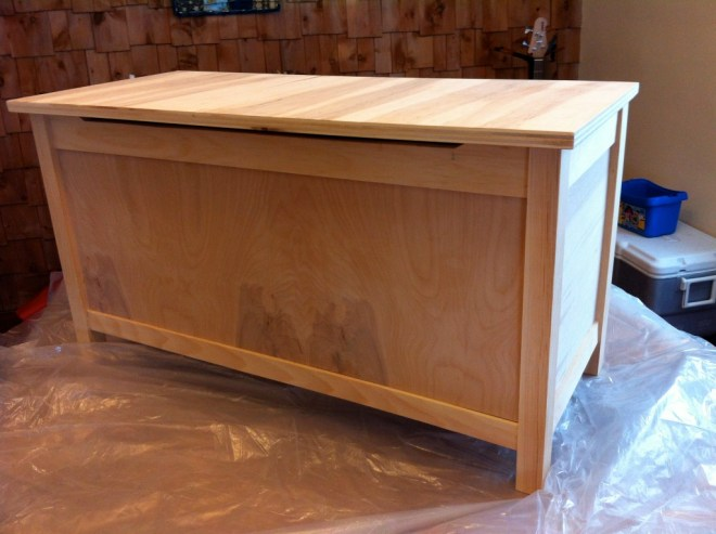 Building a Wooden Toy Box and Why They Are Preferred Over ...