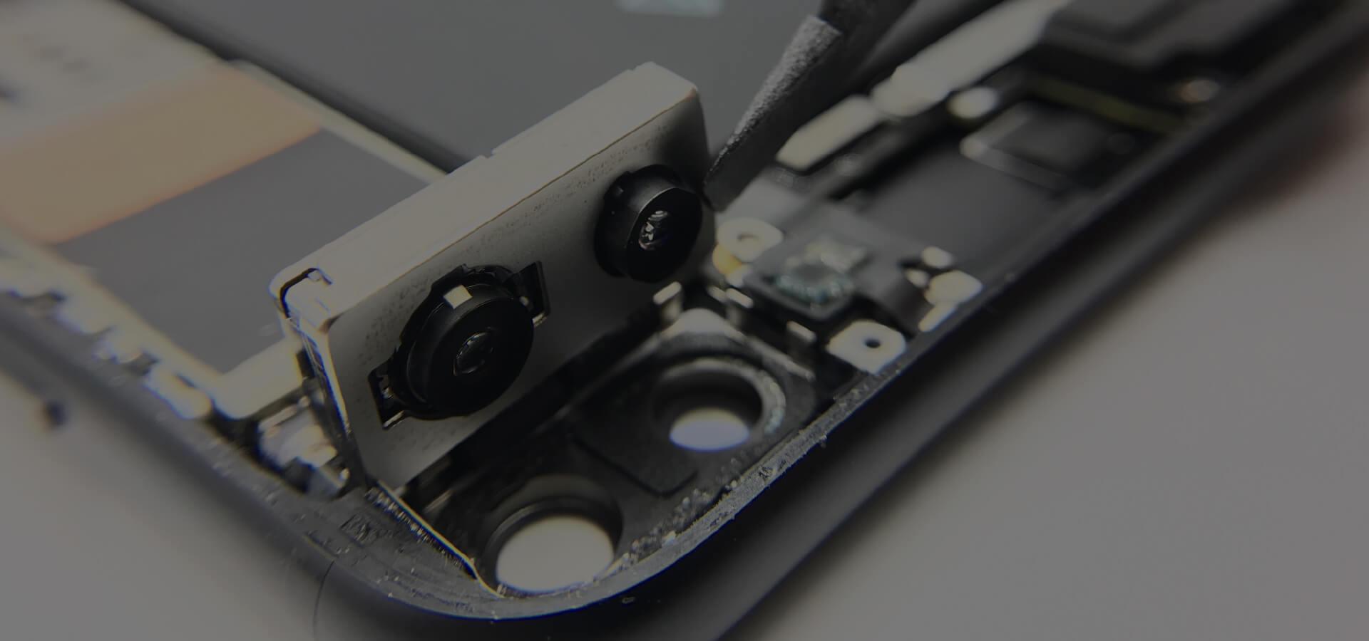 iPhone鏡頭相機維修
