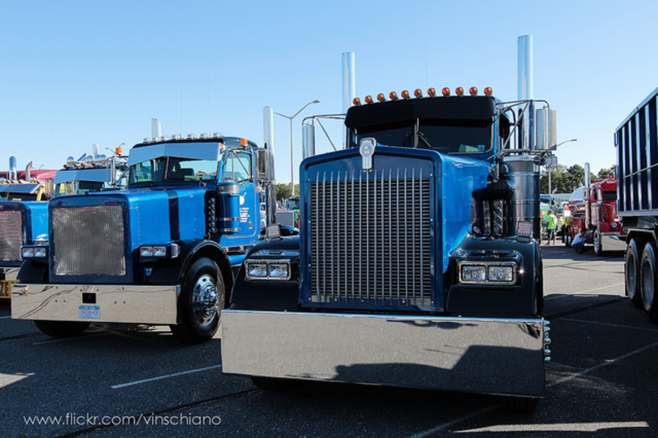 Topworldauto Gt Gt Photos Of Peterbilt 385 Photo Galleries