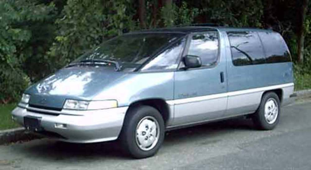 medium resolution of chevrolet lumina apv out of the 102 models produced by chevrolet