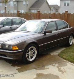 photo of a 1998 bmw 740il my first beamer no longer owned [ 1024 x 768 Pixel ]