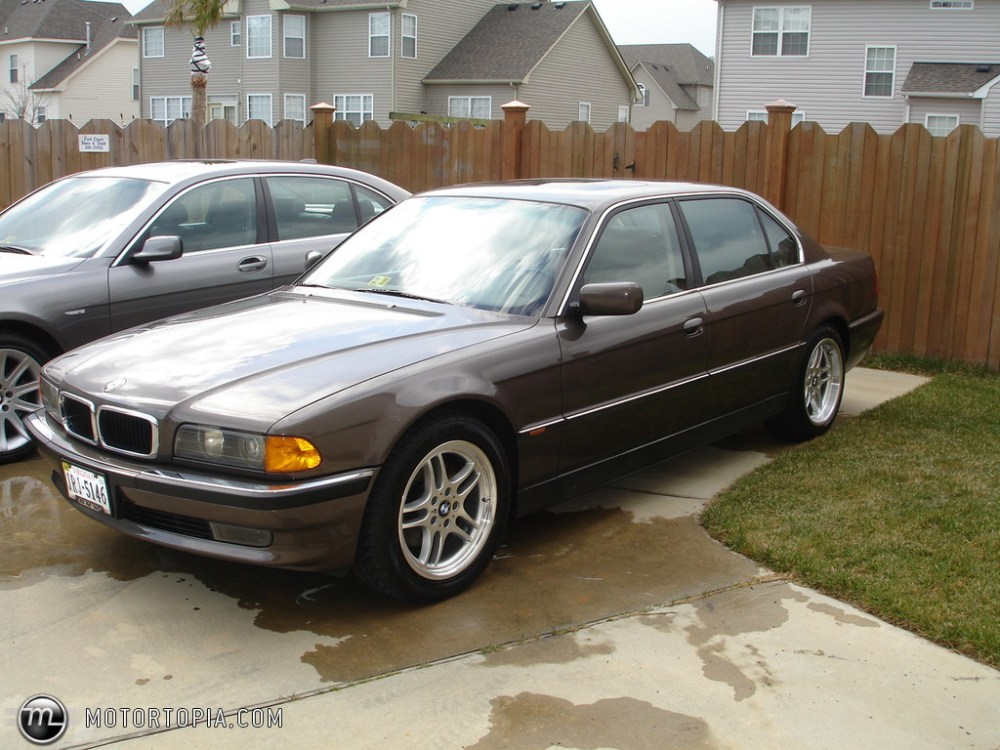medium resolution of photo of a 1998 bmw 740il my first beamer no longer owned